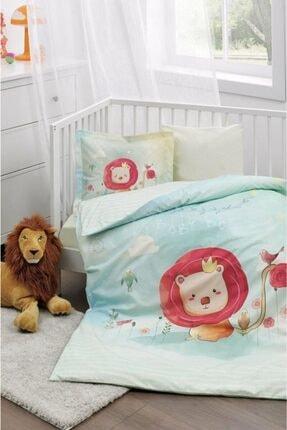 Özdilek Baby King Mavi Battaniyeli Bebek Nevresim Takımı 477