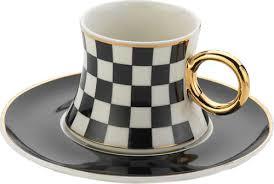 Korkmaz Freedom 6′Lı Kahve Fincan Takımı Ürün Kodu: A8632