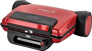 Korkmaz Tostema Kırmızı Midi Tost Makinesi Ürün Kodu: A810-04