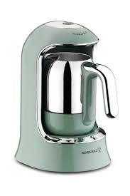 Korkmaz Kahvekolik Turkuaz Otomatik Kahve Makinesi Ürün Kodu: A860-04