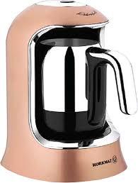 Korkmaz Kahvekolik Rosagold/Krom Otomatik Kahve Makinesi Ürün Kodu: A860-06